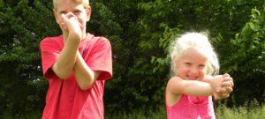 Oefeningen kinderen stress
